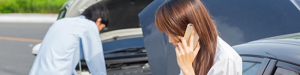 車両保険・対物保険の自動車修理もお任せください!