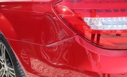 輸入車の板金塗装修理
